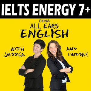 IELTS ENERGY ARTWORK