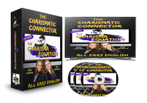 Advanced business English course charisma communication skills