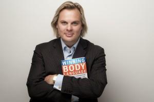 Mark Bowden, body language expert