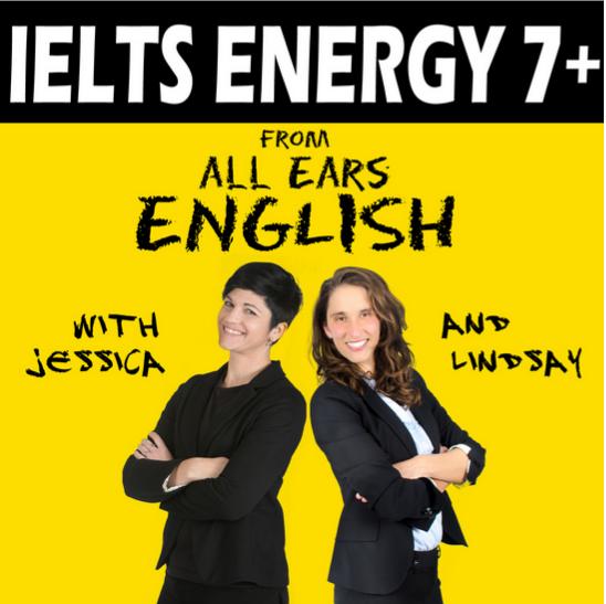IELTS test podcast IELTS Energy