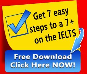 IELTS 7 or higher