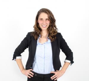 Lindsay McMahon IELTS Energy Co-host, All Ears English