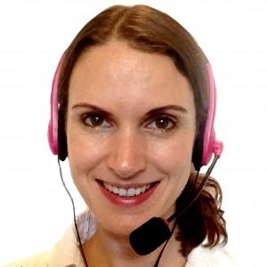 Sabrina Fletcher online English teacher