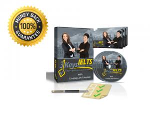 3 Keys IELTS Success System with guarantee