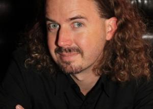 Australian English teacher David Peachy