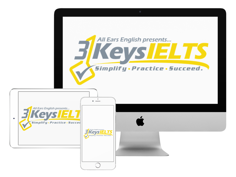 3 Keys IELTS course