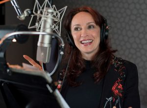English voice professional actress Eliza Jane