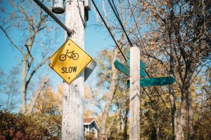 slow down in English conversations
