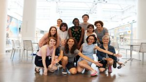 adult English immersion programs