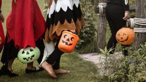Halloween English spooky phrases