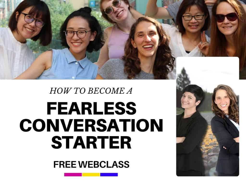 fearless free English webclass All Ears English January 2020