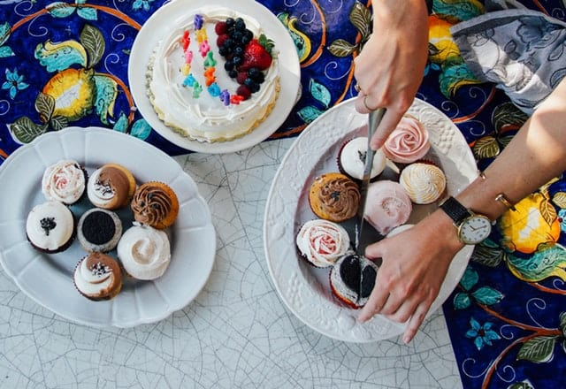 birthday parties in American culture