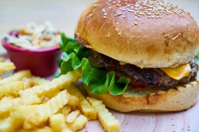 American diet English idioms
