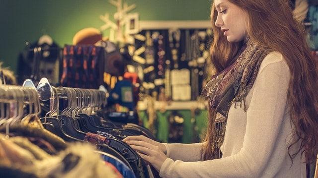 shopping in English