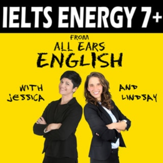 IELTS Energy podcast