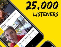 app listener number