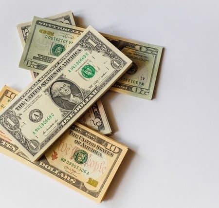 English phrasal verbs money