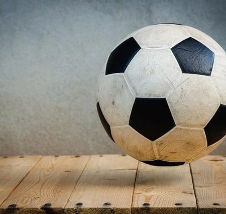 IELTS Speaking answers sports soccer ball in the air
