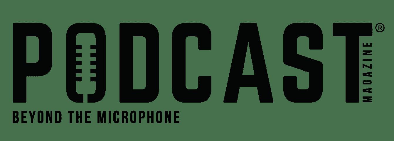 Podcast Magazine Logo